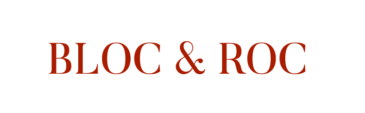 Bloc and Roc logo